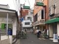 [大阪][美章園][お好み焼き][焼きそば][居酒屋][定食・食堂][ドラマ][孤独のグルメ]小じんまりとした美章園駅前商店街