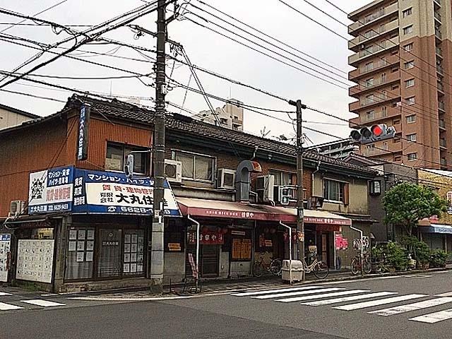 JR阪和線・美章園駅から徒歩2分の老舗お好み焼き専門店「甘辛や」