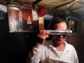 [大阪][中津][たこ焼き][漫画][孤独のグルメ]大阪・中津の老舗たこ焼き屋台「さんちゃん屋」ご主人