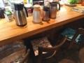 [大阪][中崎町][中津][梅田][パン][コーヒー][モーニング][カフェ・喫茶店]完全禁煙のカウンター&テーブル22席@大阪府中崎町「喫茶Y」