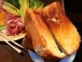[大阪][中崎町][中津][梅田][パン][コーヒー][モーニング][カフェ・喫茶店]大阪府中崎町で人気の老舗「喫茶Y」のベーコンエッグモーニング