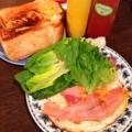 [大阪][中崎町][中津][梅田][パン][コーヒー][モーニング][カフェ・喫茶店]大阪府中崎町で人気の老舗「喫茶Y」のモーニング