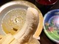 [大阪][中崎町][中津][梅田][パン][コーヒー][モーニング][カフェ・喫茶店]バナナもいただき栄養満点