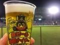 [千駄ヶ谷][国立競技場][ラーメン][野球]2017年生ビール半額ナイター@明治神宮野球場