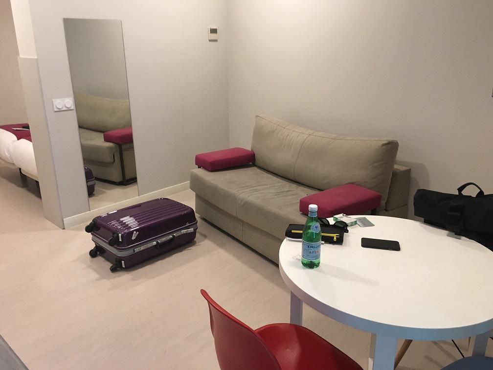 マドリードで宿泊したアパートメントホテル①