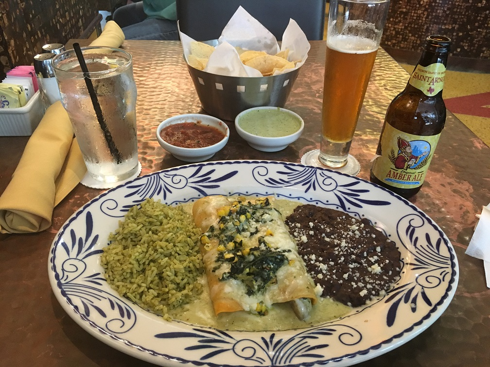 ヒューストンダウンタウンのメキシコ料理店④