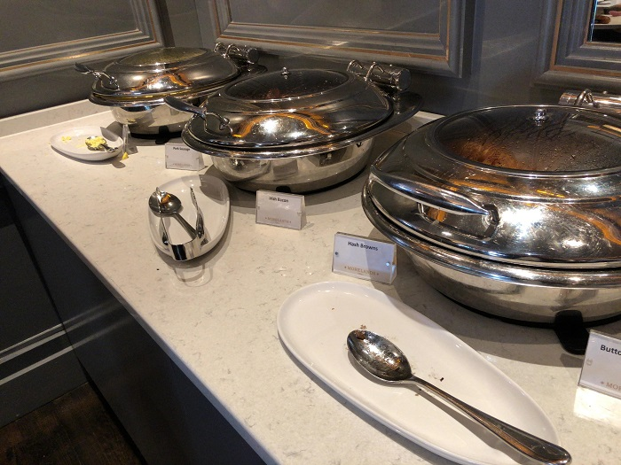Westin Dublin プラチナ特典 朝食ビュッフェ内容⑥