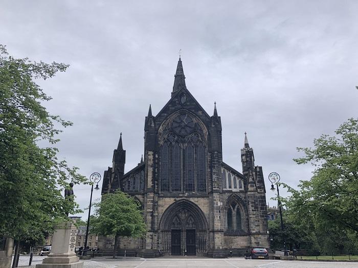 スコットランドグラスゴー大聖堂