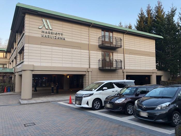 軽井沢マリオットホテル メインウイング