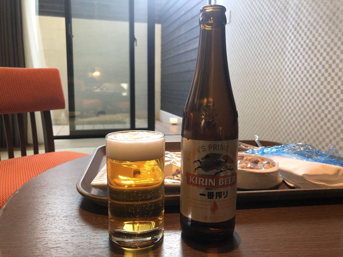 軽井沢マリオットホテル ウェルカムドリンク&スナック