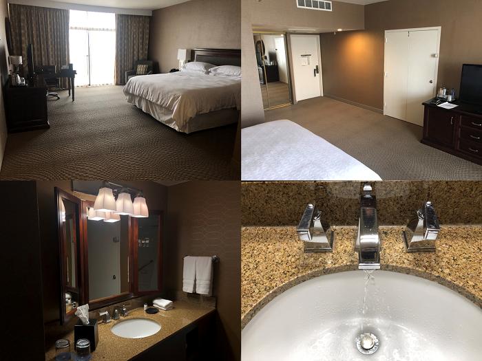 シェラトン・パークホテル・アナハイムリゾート クラブルーム