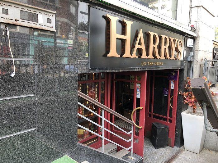 アイルランド料理パブ Harry's on the Green