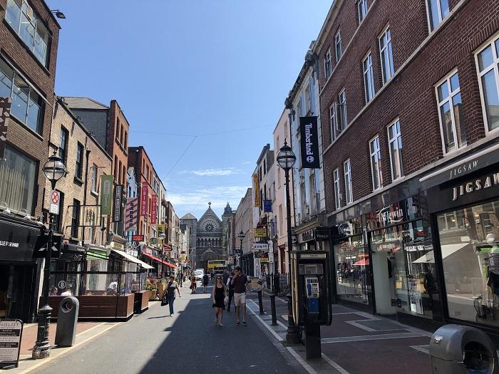 ダブリン街歩き