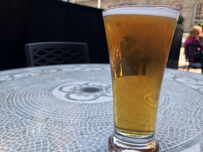 ダブリン パブ ビール