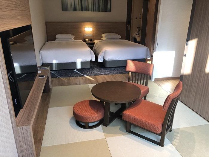 軽井沢マリオットホテル 温泉露天風呂付ツインルーム, ゲストルーム, ノースウィング