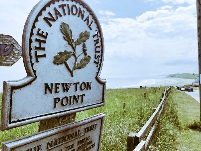 スコットランドの海辺の田舎町 Low Newton by the sea