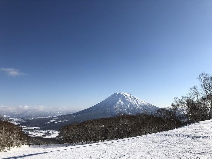 2019年1月の北海道へのスノーボードツアー