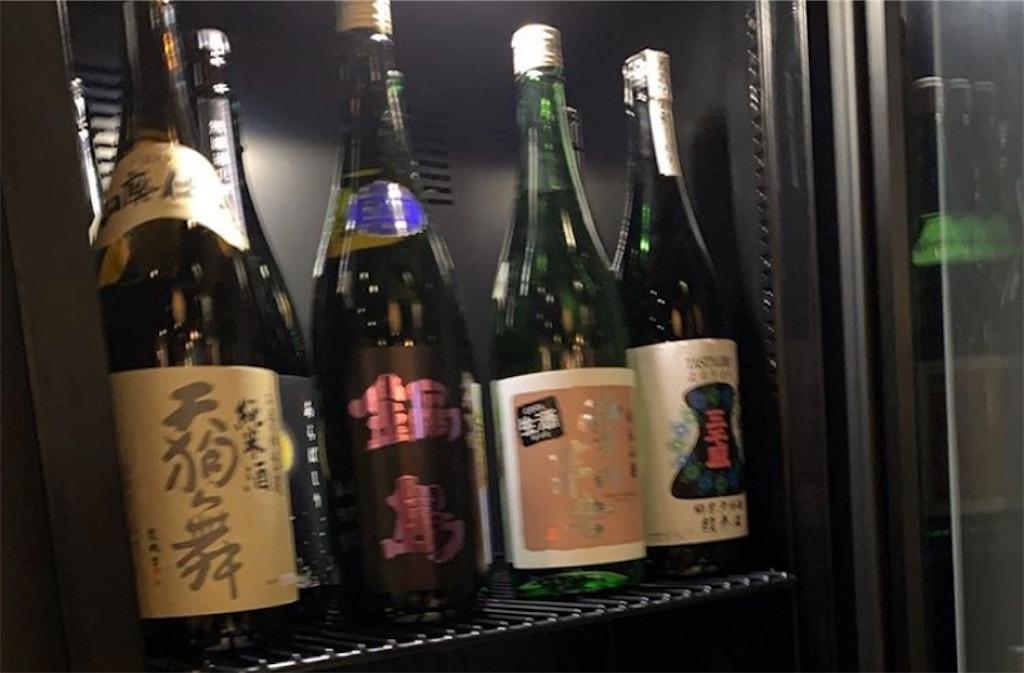 【赤坂 和食】HACHI 日本酒セラー