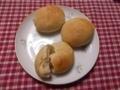 林檎の手づくり酵母パン