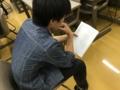 う〜む、悩みどころ・・・〈演出助手編2〉