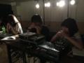 3人の碇ゲンドウby音響チーム。