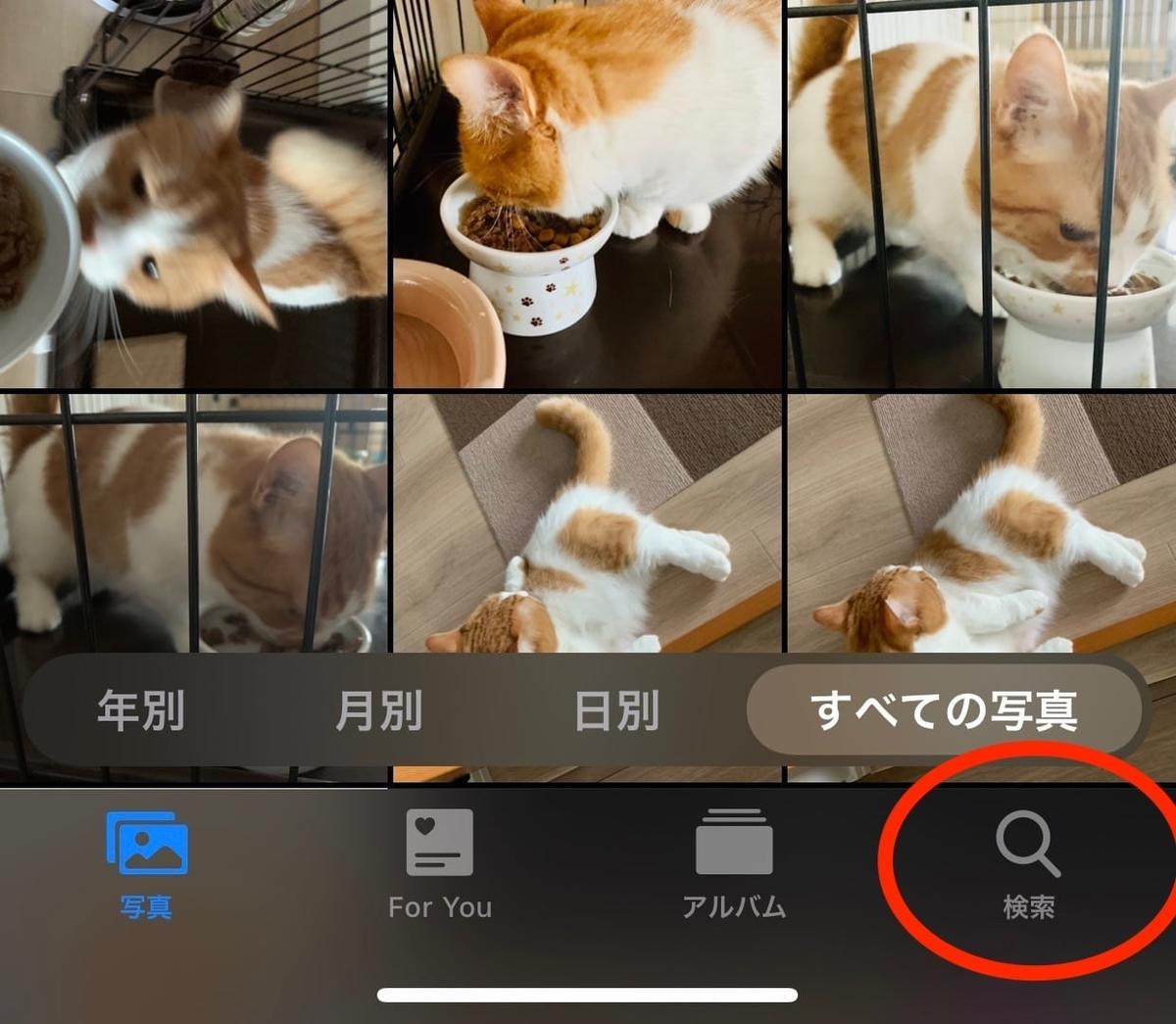 iPhoneのカメラ機能