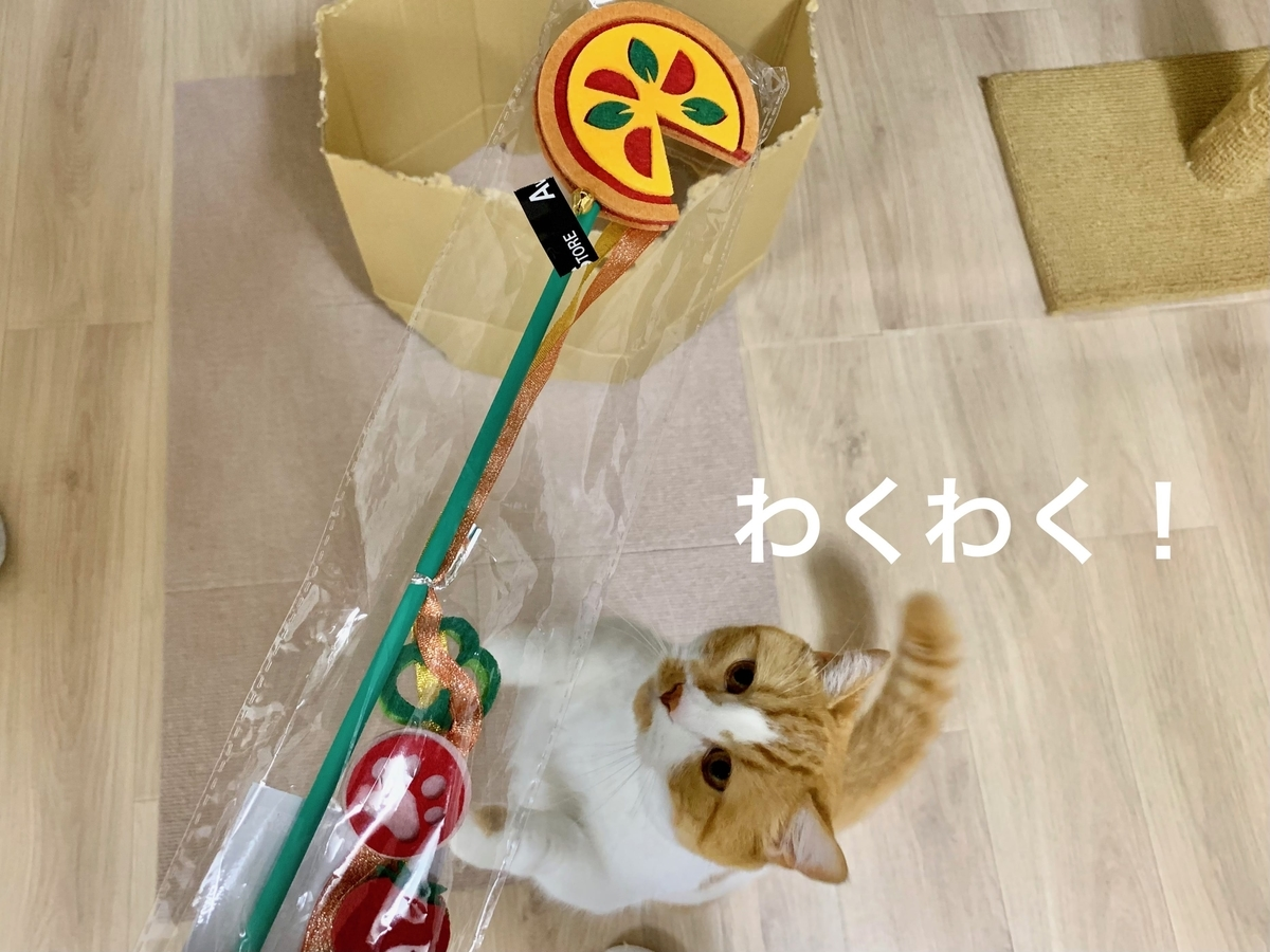 awesome storeの猫じゃらし3