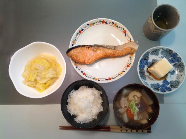 脂肪肝を防ぐ食事バランス