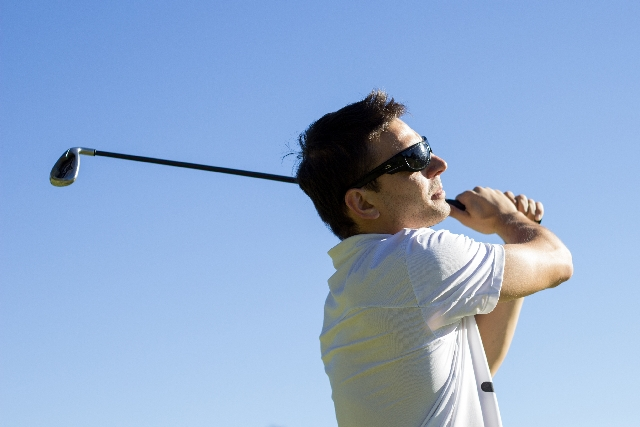 ゴルフで遠くに飛ばす方法
