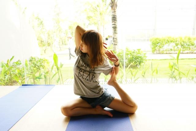 中性脂肪を下げる運動
