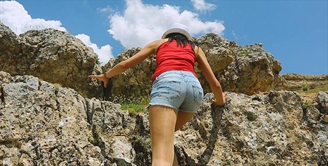 登山の歩き方のコツ