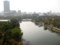 広島城天守閣展望室からの眺め