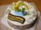 ポケモンのクリスマスケーキ