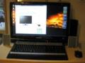 23インチLEDバックライト液晶ディスプレイSyncMaster XL2370、新規購入記念