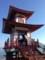 聖徳太子像の浮見堂