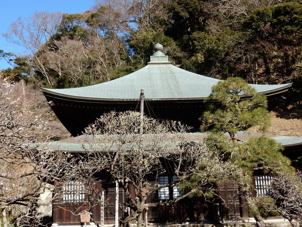 鎌倉 瑞泉寺 ウメ アクセス 行き方 時間 ご朱印 ご利益