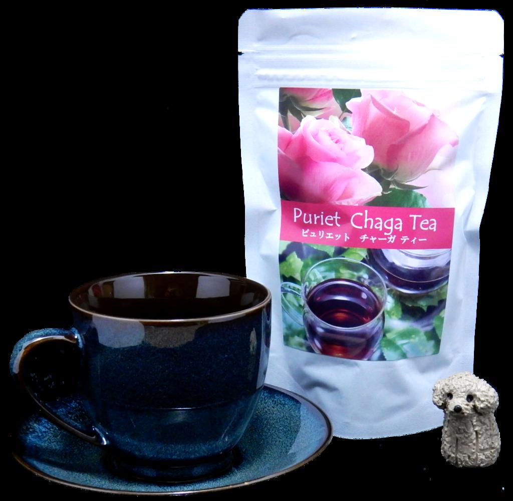 チャーガ茶飲み方画像05 チャーガ茶の美味しい飲み方チャーガレシピ/日々の健康にチャーガ茶