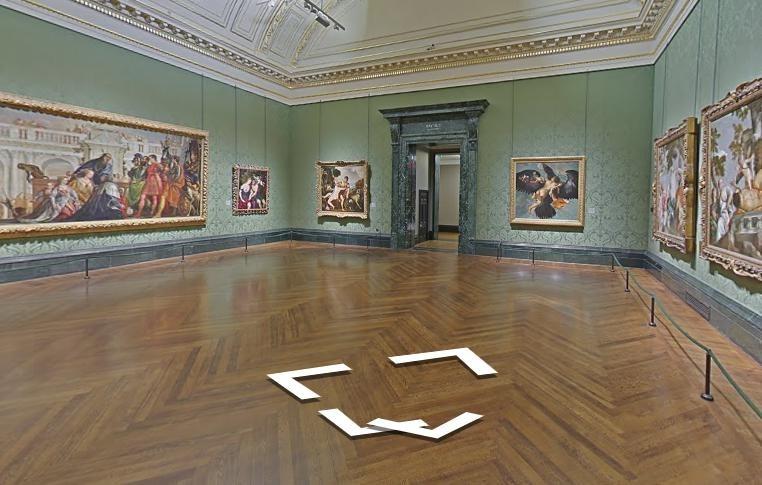 バーチャルツアーが楽しめる世界の美術館・博物館の画像