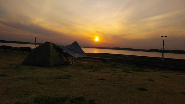 夕日の郷松川