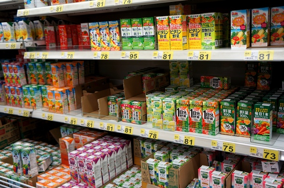 ジュース 効果 野菜