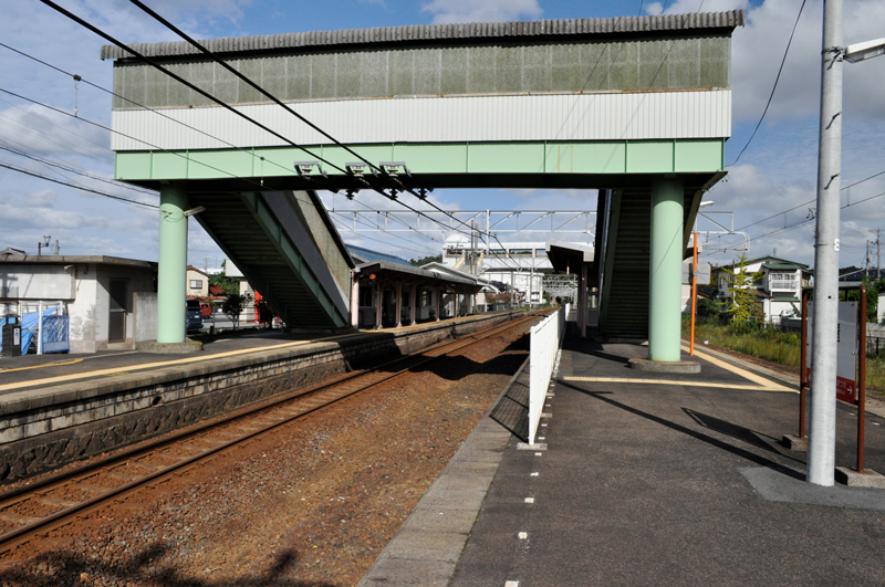 山陰本線:揖屋駅 (いや) - tkmov...