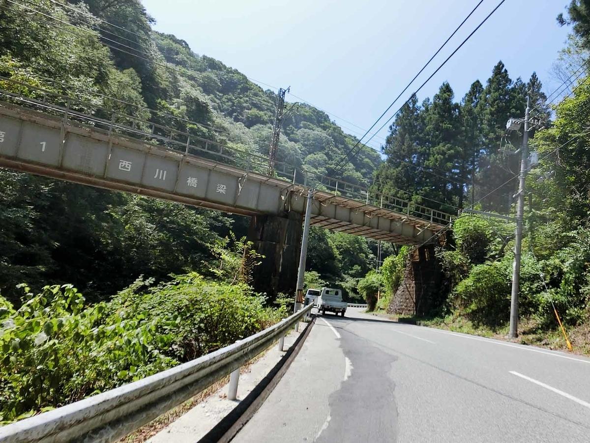 第1西川橋梁