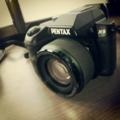 [カメラ] Pentax  X-5