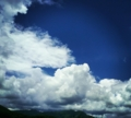 [雲 空] 2014/6/9 # 福島県南会津