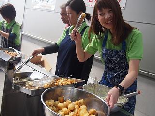 2015収穫祭料理⑤