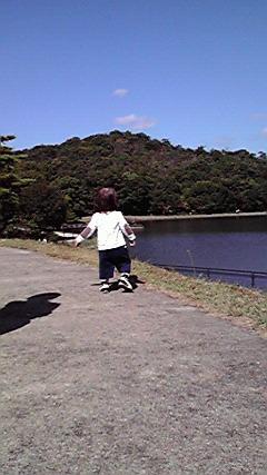 有馬富士公園にて