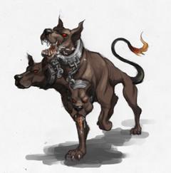 地獄の番犬ケルベロス