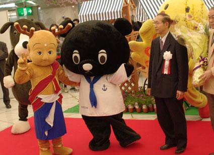 神戸奈良開通記念2