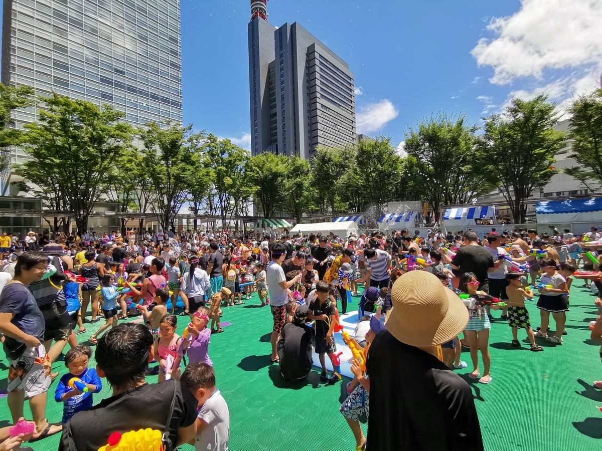 水かけ祭2019