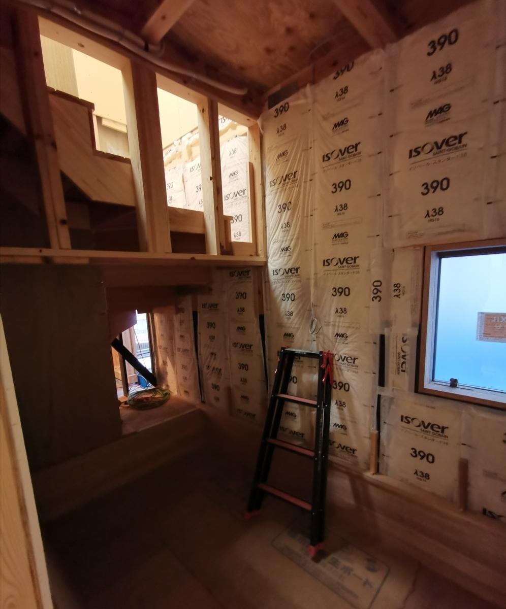 階段下の空間
